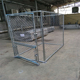large wire mesh dog cages/outdoor dog kennel