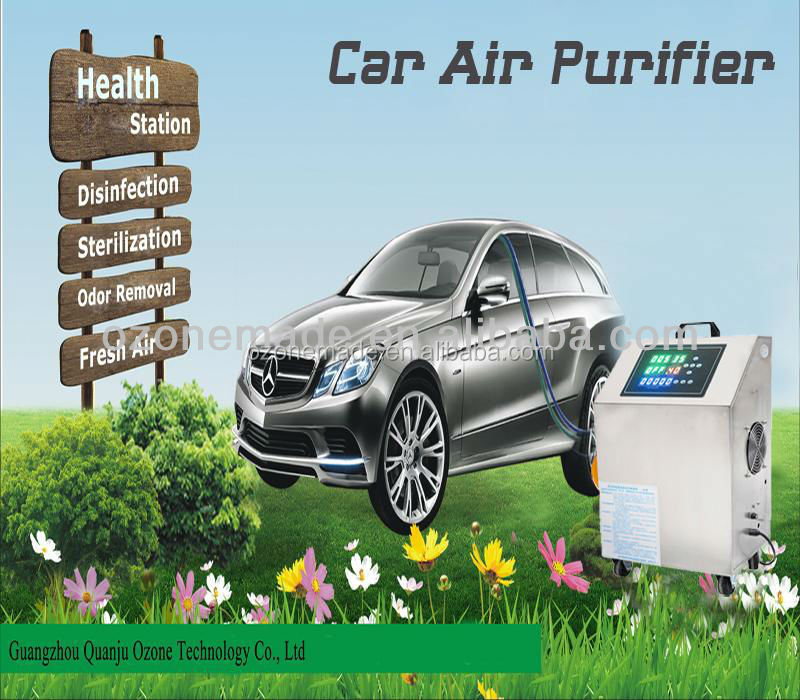 ozone machine car