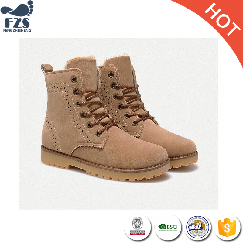 Unisex Winter warm snow ankle boots from china for men women