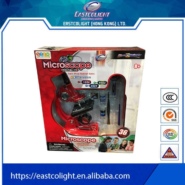 2017 New educational toys for kids handy microscope