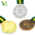 High Efficiency Antique Zinc Alloy Medal For Decoration