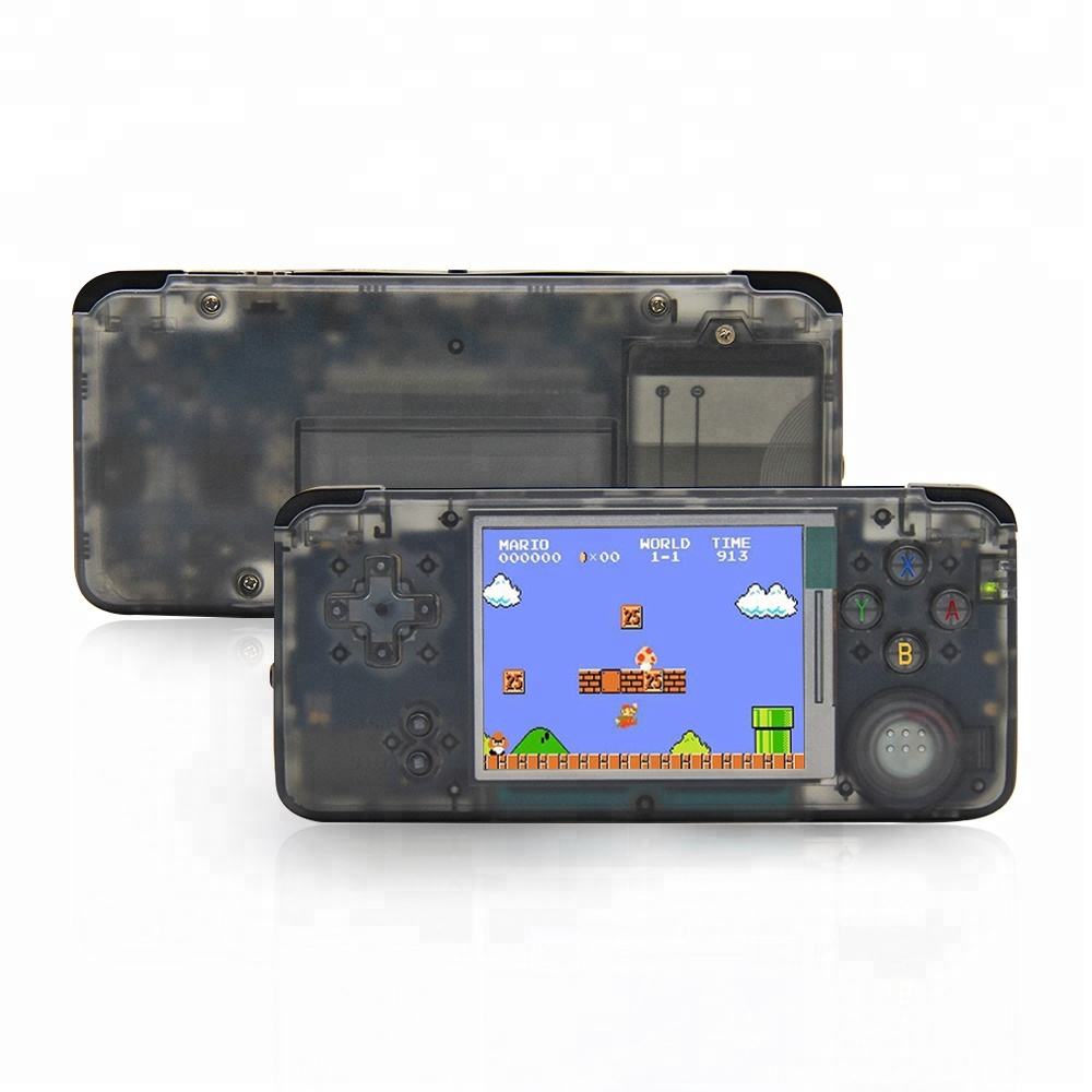 64 Bit Best New Portable Handheld Video Game Consoles with 800 Mix Games