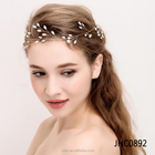 Hair accessories manufacturers china Bride crystal handmade headwear