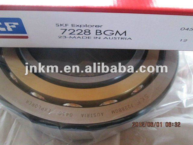 HOT SALE! SKF Original quality Angular Contact Ball Bearing 7228 BGM/7028BGM/7326/7226/7324