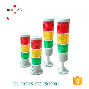 red&yellow& green& blue Machine tool LED warning alarm signal tower light