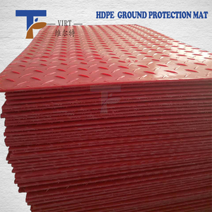 3000x2000mm hdpe road mat/roadway panels for temporary access/ice skating rink barrier