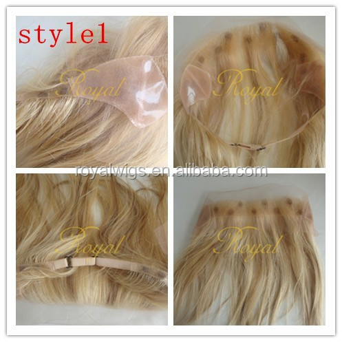 Factory wholesale headband lowest price lace wig grips for jewish wig kosher wig