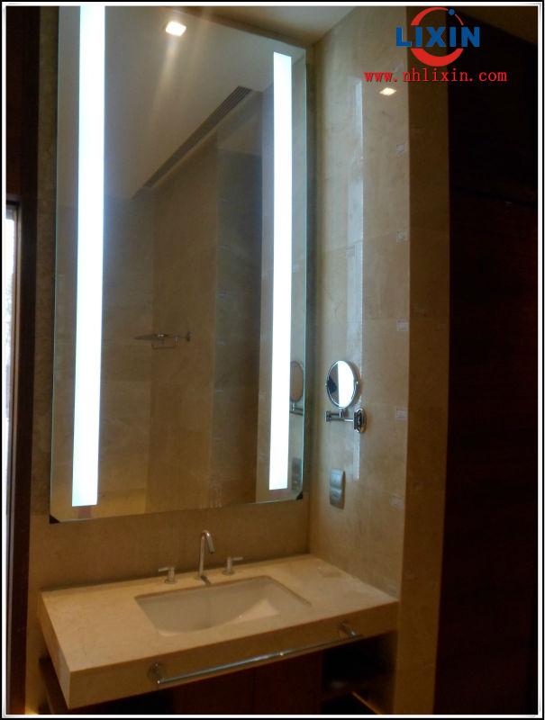 Hotel Bathroom Mirror,Bathroom Mirror With Led Light,Full Length ...