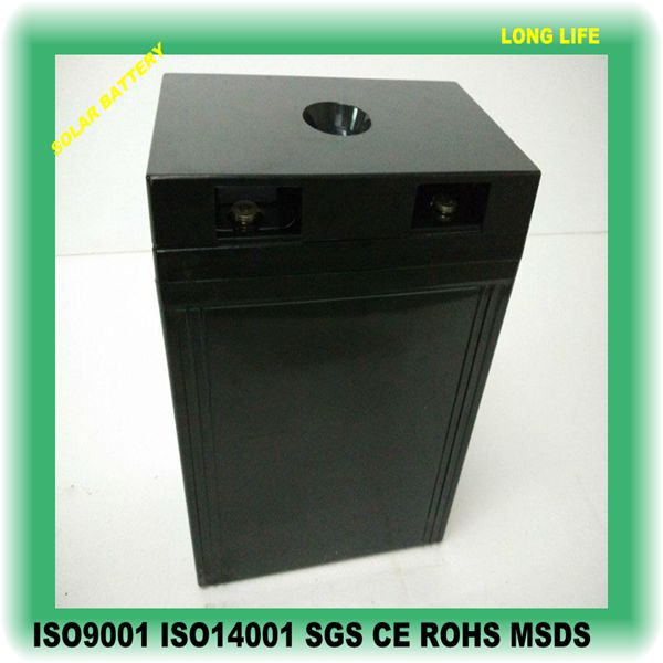 2v 600ah sealed lead acid batteries high discharge rate portable battery pack with full certificate