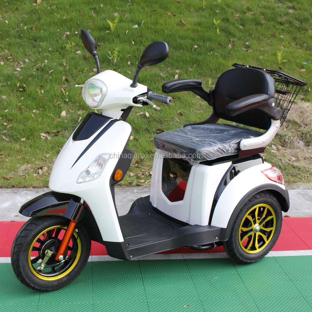 ce genehmigt st096 3 rad behinderte motorroller scooter. Black Bedroom Furniture Sets. Home Design Ideas
