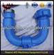 High Pressure Swivel Joint in Oil and Gas/API standard oil drilling equipment Elbow and Union