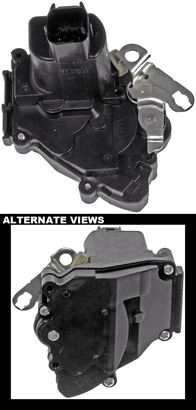APDTY 860571 Power Door Lock Actuator Fits Front Left (Driver Side Front) 2007-2009 Kia Spectra & 2007-2009 Kia Spectra5 (Replaces OEM 95735-2F030, 957352F030)