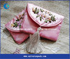 Tassel Satin Pouch Flap Cover Nice Design For Jewelry Packing Hot Sale Goods