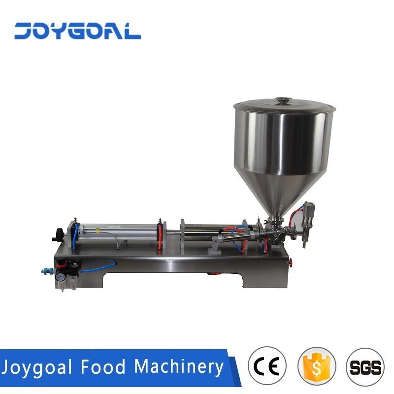 Joygoal - Oil Filling Machine / Honey Liquid & Paste Filling Machine ( 5 - 5000 ml )