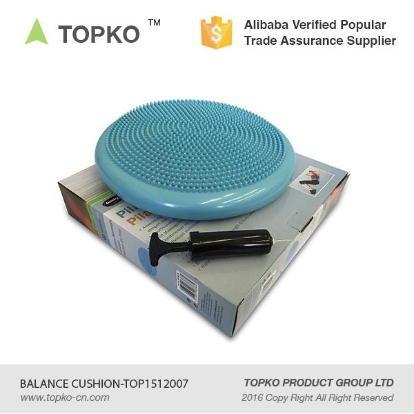 Topko Air Stability Wobble Cushsion With Pump High Quality Balance ...