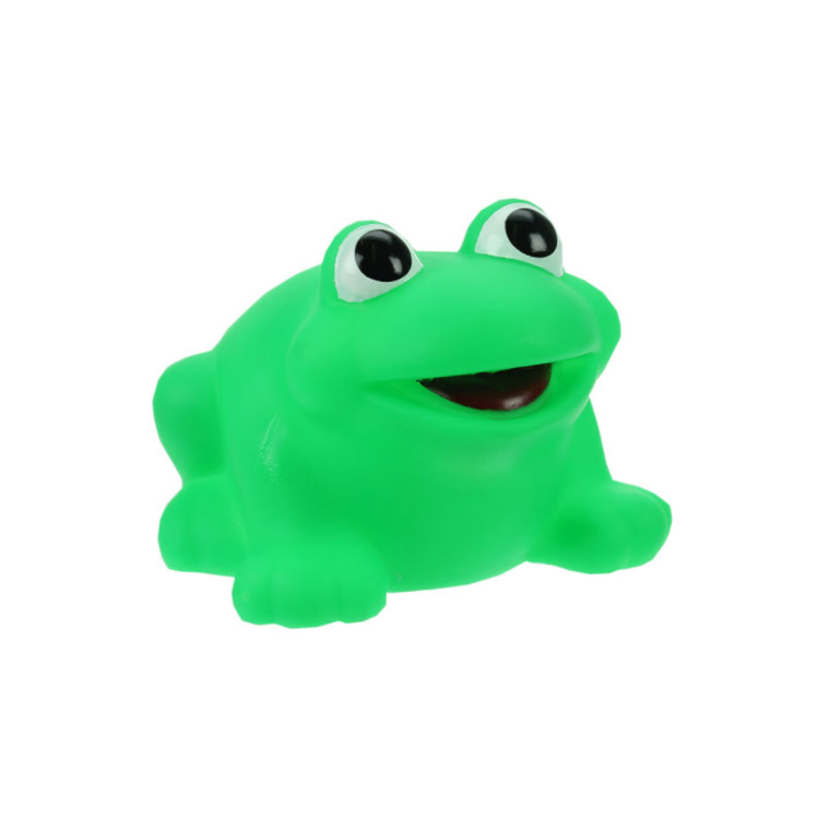 Customized Light Up Frog Bath Toy For Kids - Buy Light Up Frog Bath ...