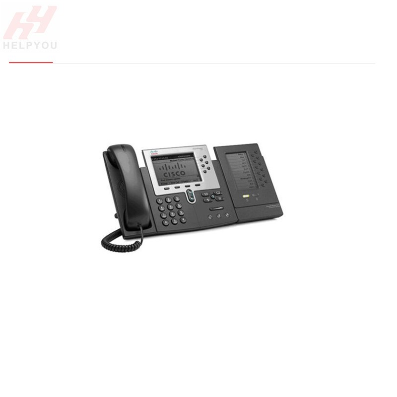 New Cisco 7900 Series Cp-7962g= Unified Ip Phone For