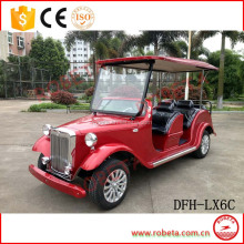 Hot sale High-end classic design 4 wheel antique electric model t car wedding car
