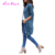 Wholesale Price Knit Open Front Cardigan Sweaters long coat ladies cardigan women