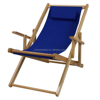 Astounding Foldable Outdoor Poplar Wood Blue Sling Beach Chair Buy Wood Sling Beach Chair Folding Wood Chair Outdoor Target Folding Beach Chairs Product On Ocoug Best Dining Table And Chair Ideas Images Ocougorg