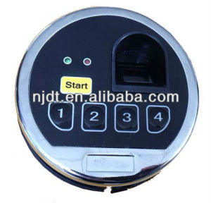 Fingerprint lock for safe biometric fingerprint safe