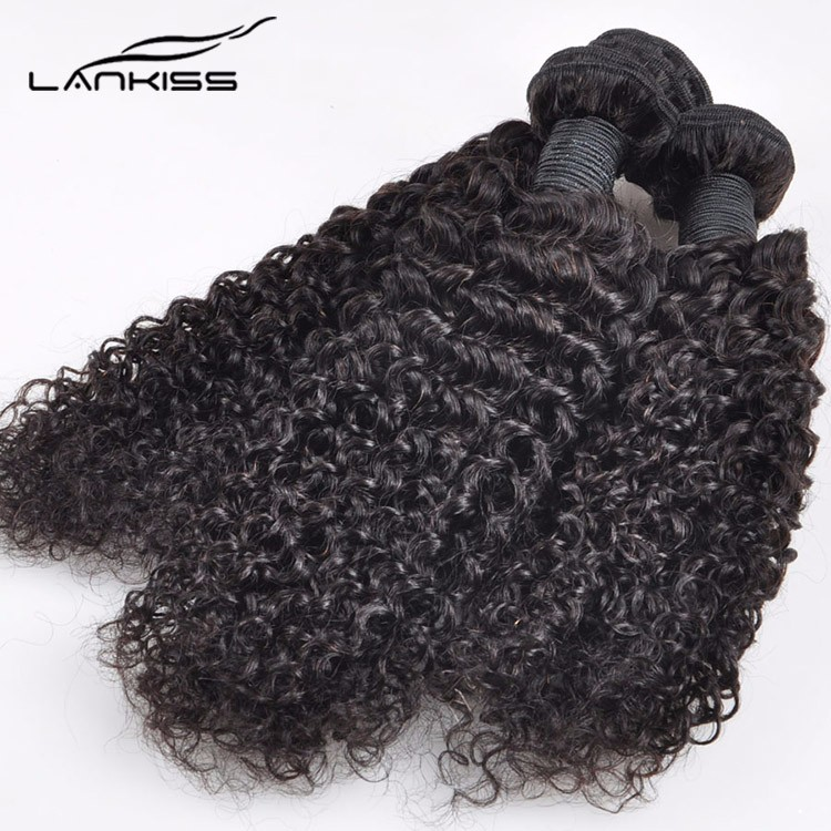 100 Percent Indian Remy Virgin Jerry Curl Weave Extensions Aliexpress Human Hair