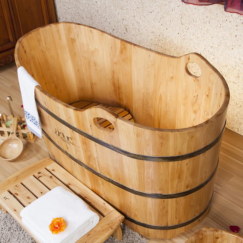 Vasche da bagno vasca da bagno esterna di metallo di legno per la vendita Di Legno licenziato ...