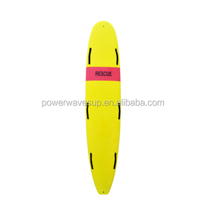 IXPE Soft Rescue Board Custom Made EPS Foam Surf Rescue Boards