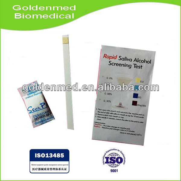 Hot sale rapid home Test / alcohol breath tests