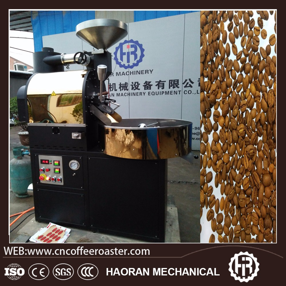 Stainless steel coffee roasting machine on low price