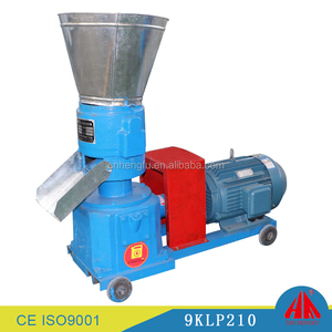 hot selling home use animal feed pellet press animal feed pelletizer machine animal feed granulator