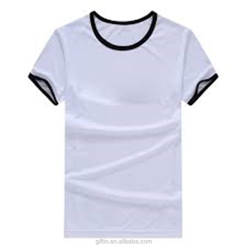 Bulk women high quality plain white t shirts buy white t Bulk quality t shirts