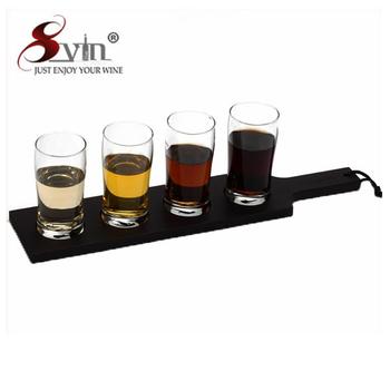 Handmade Beer Tasting Paddle Wooden Beer Glasses Tray Beer Flight Set Buy Beer Flight Setbeer Glasses Traybeer Tasting Paddle Product On