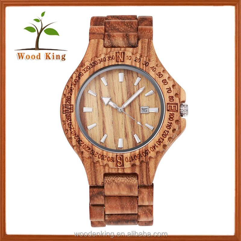 Japanese Quartz Movement Function Of The Calendar 2017 Best Sport Wooden Watches For Men
