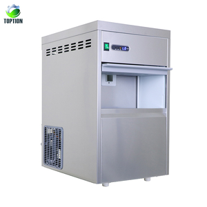 Hot sale commercial ice maker bullet ice make machine for coffee shop