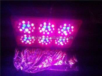 7 Band Full Spectrum Led Grow Light Red/blue/orange/white 200w (90 ...