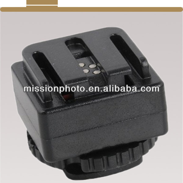 Pmission SC-2 Flash Universal Hot Shoe Adapter for Sony Minolta