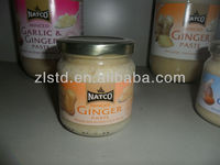 Fresh Ginger paste with high quality