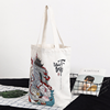 eco zip lock canvas bag cotton canvas tote white polythene shopping bags cotton tote canvas tote rpet foldable shopping bag