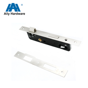 Hot sale stainless steel body lock manufacturers, High security standard mortise lock body, for wooden door lock