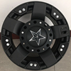 17inch 5X127/6X139.7 /6X135 aluminum alloy wheel for off-road car /truck from China factory JWL/VIA/TUV/TS16949