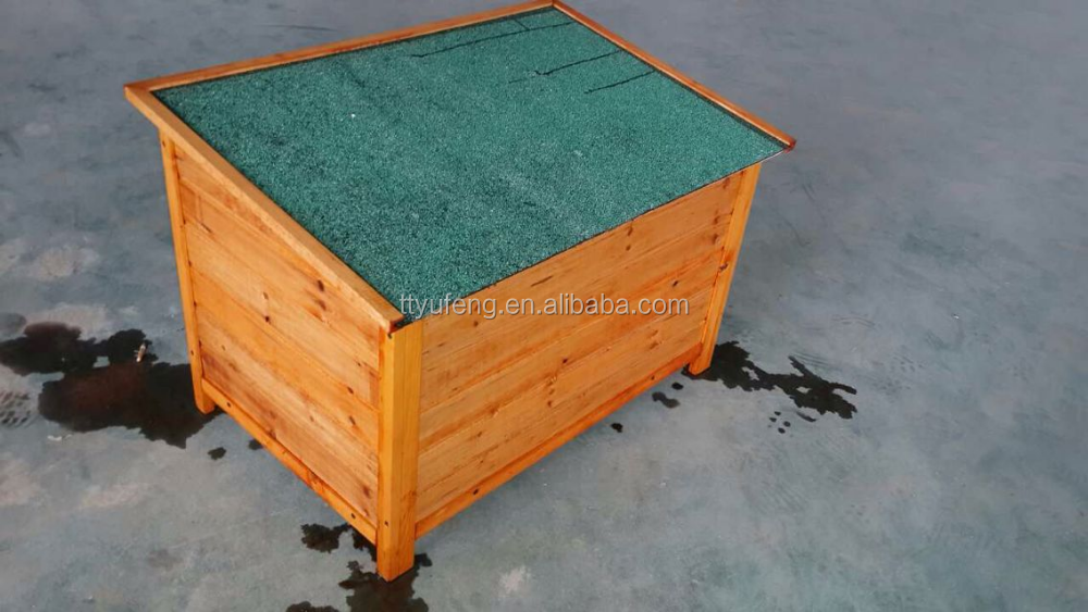 Wholesale Designs Waterproof Outdoor Wooden Dog Kennel