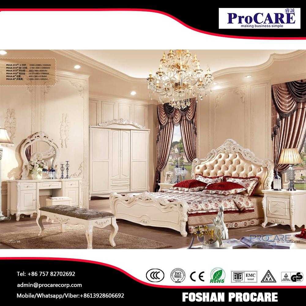meistverkaufte Luxus europäische wohnzimmer möbel zum verkauf-Schlafzimmer-Set-Produkt ID ...