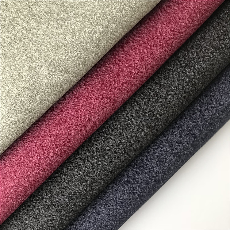 Crepe De Chine tela de color liso 150cm Ancho