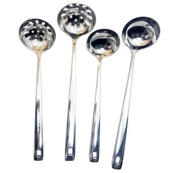 Kitchen Utensil Kitchen Tool Set Stainless Steel Soup Ladles Kitchen  Skimmer   Buy Ktichen Skimmer,Stainless Steel Soup Ladle,Kitchen Tool Set  Product ...