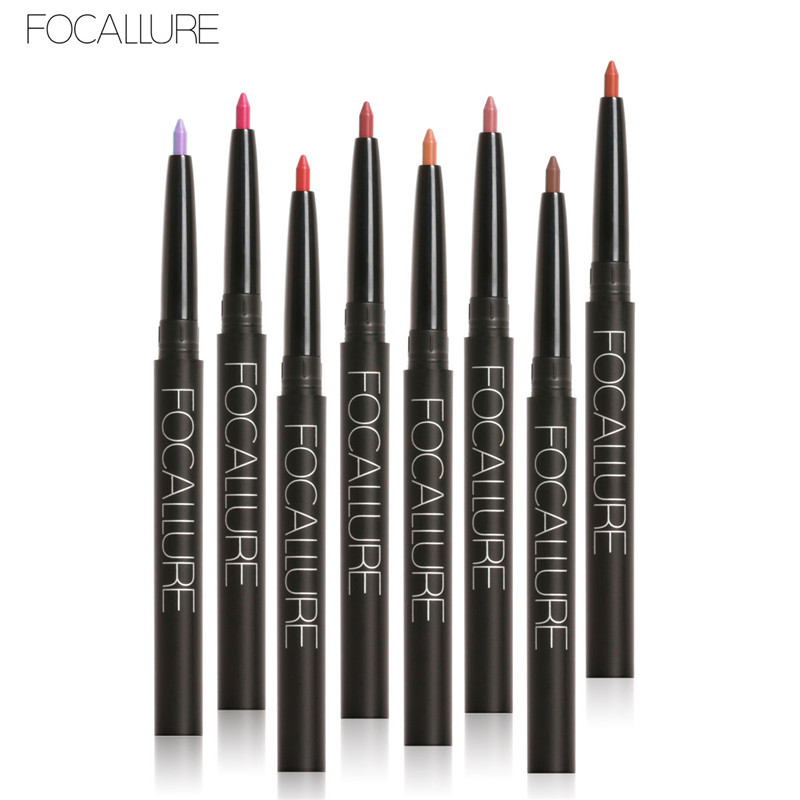 Ultra Deluxe Beauty Professional Waterproof Pencil To Mouth Lip liner Shaping Make Up