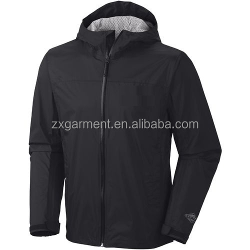 Modern classic fit Fully seam sealed Sportswear Men's Watertight 2 Rain Jacket