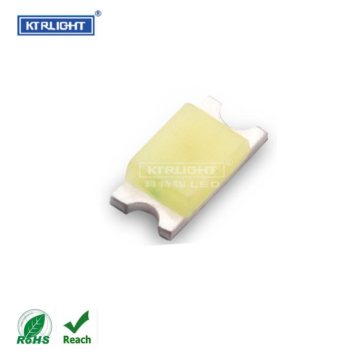 Super bright surface mount light emitting diode white color 0603 SMD LED