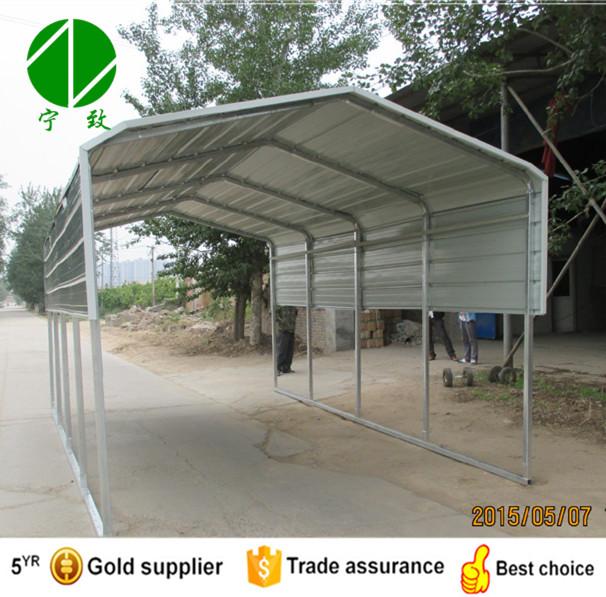 stahl carports sonnenschutz carport und aluminium carport dachmaterial garage dach
