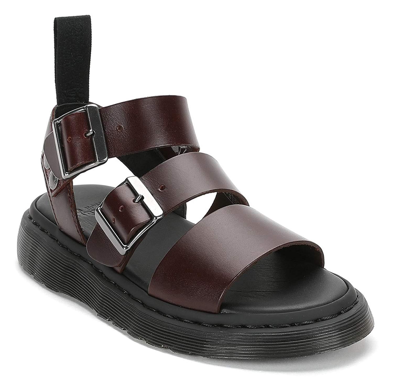 e78215df598 Get Quotations · Dr. Martens Women s Gryphon Sandals (UK 4 US 6 M